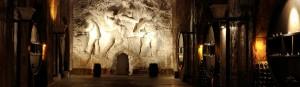 Mercier cellar